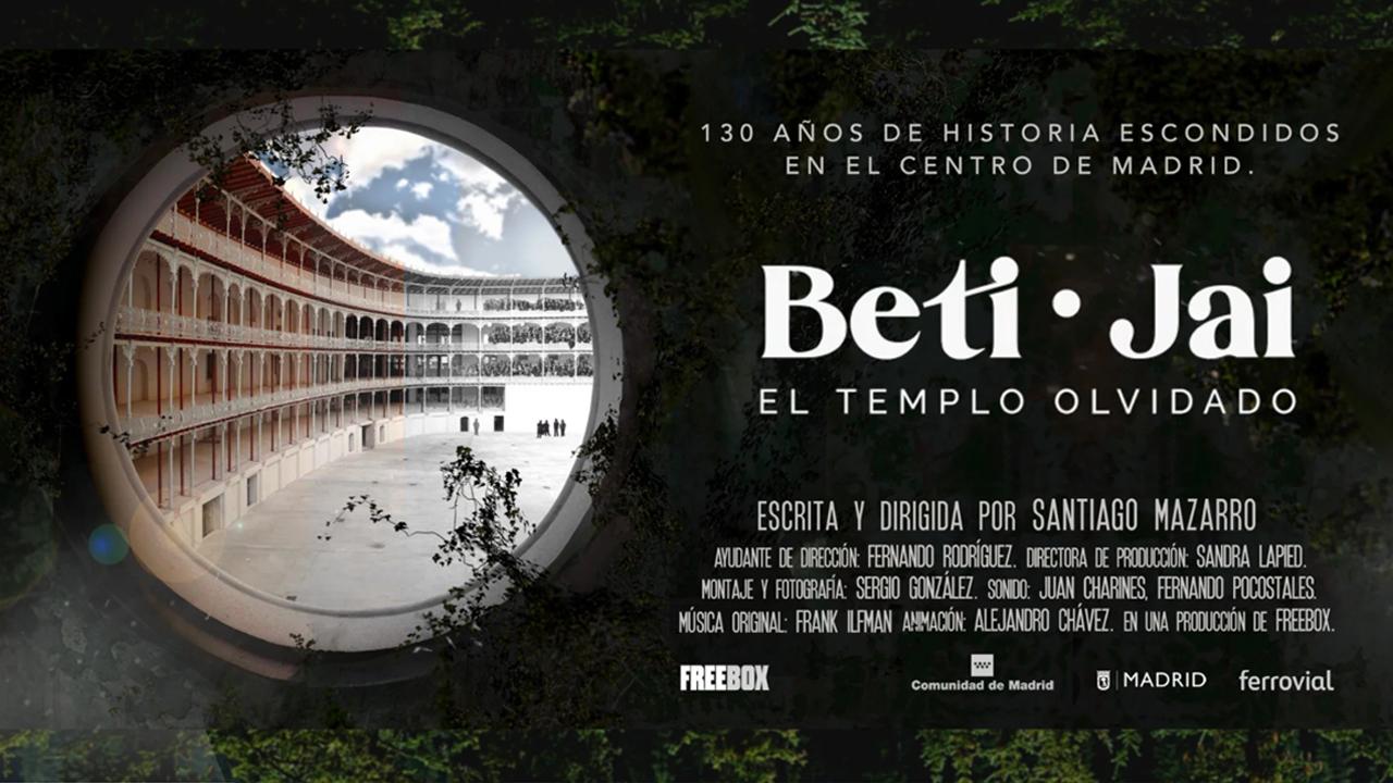 Beti-Jai. El templo olvidado